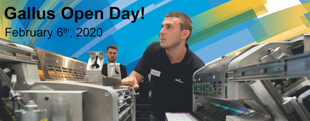 Open Day Gallus slider
